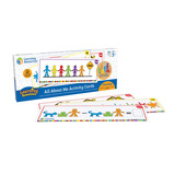 All About Me Family Counters Activity Cards