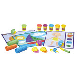 PLAY -DOH  TEXTURES & TOOLS