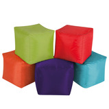 Classroom Beanbag Cubes (pack of 5)