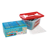 Playcolor Window Paint Stick Classpack