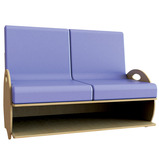 SOFT SOFA SEATING - 2 SEAT SOFA