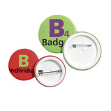 BADGE COMPONENT PACK OF 100