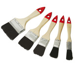 5PCE DISPOSABLE BRUSH SET