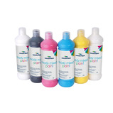 The Consortium Colour Mixing Ready Mix Paint Pack