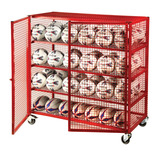 Mobile Ball Cabinet