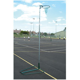 WHEELAWAY NETBALL POSTS PAIR