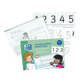 Learning Numbers Practice Books