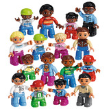 LEGO® DUPLO® World Peoples' Set