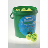 LOW COMPRESSION TENNIS BALLS PK12