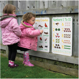 A2 Outdoor Learning Boards