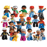 LEGO® DUPLO® Community People Set