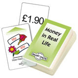 Money in Real Life Chute Cards