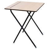 40 EXAM DESK BUNDLE WITH TROLLEY