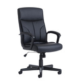 Keno Leather Faced Chair