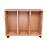 VALUE 24TRY STORAGE UNIT TRAYS RED