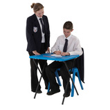 Titan Exam Desk & Trolley Bundle Offer