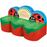 Ladybird Three Seat Giant Sofa