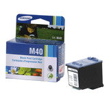 SAMSUNG INK-M41V INK CART BLACK