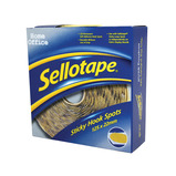 SELLOTAPE HOOK STRIP 12M
