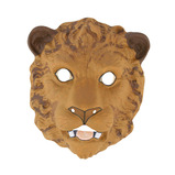 WILD ANIMAL MASKS PK5
