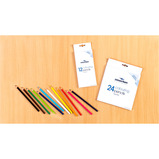 COLOUR PENCILS BX500 ASSTD