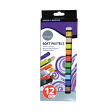 SIMPLY SOFT PASTELS 12 STICK