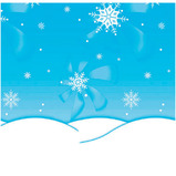 Winter Time Fadeless® Display Paper