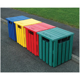 MARMAX RECYCLED BIN - CANS