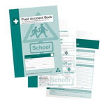 PUPIL ACCIDENT BOOK A4