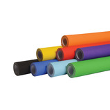 POSTER PAPER ROLL EXTRA WIDE AST PK8