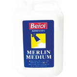 BEROL MERLIN MEDIUM 5L EACH