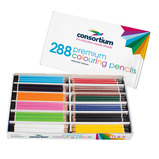 eQuality Colouring Pencils Classpack