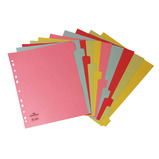 Value Extra Wide A4 Manilla Dividers