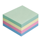 The Consortium Pastel Sticky Note Cube