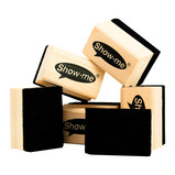 Show-Me Wooden Handled Board Erasers