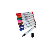 The Consortium Washable Whiteboard Markers
