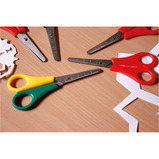 CHILDRENS SCISSORS PK96 ASSTD