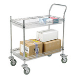 WIRE TRAY TROLLEY