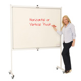 WHITEBOARD 1200x1200 MAGN REV H/V
