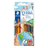 Staedtler People of the World Colouring Pencils
