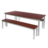 ENVIRO OUTDOOR TABLE 1250X1250X710