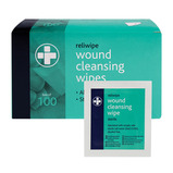 Value Sterile Saline Moist Wipes