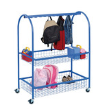 GENERAL STORE CLOAKROOM TROLLEY