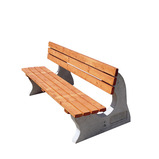 PARK BENCH (CONCRETE)