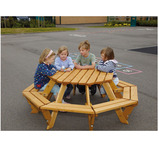 INFANT OCT PICNIC BENCH