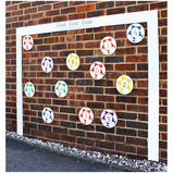 Goal Outdoor Learning Board