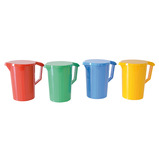 Polycarbonate Graduated Coloured Jugs