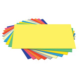 Recycled Card Bright Colours