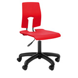 SE SWIVEL CHAIR 420-555MM  BLACK