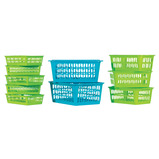 HANDY BASKETS MEDIUM PACK15 ASST